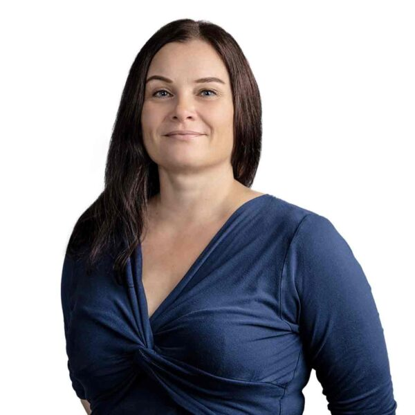 This is an image of Katja Longhurst. She is the Marketing & Sales Manager at Rugged Tooling.